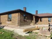 Фото будинку після монтажу вікон
