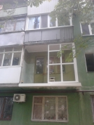 балкон Карла Маркса Дніпропетровськ