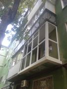 Балкон на Яворницького у Дніпрі