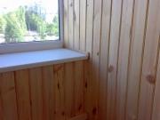 балкон обшивають дерев'яною вагонкою-91_thumb