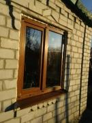 ламинированное окно века