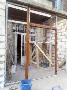 остекление входа в магазин окнами wds - 3