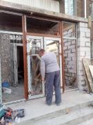 остекление входа в магазин окнами wds - 5