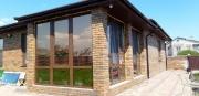 Встановлення пластикових вікон на терасі в приватному будинку